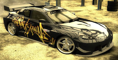 Mazda RX-8 Modify