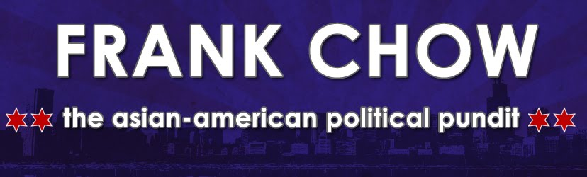 Frank Chow: Asian- American Political Pundit