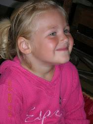 Franka, mit 4 Jahren