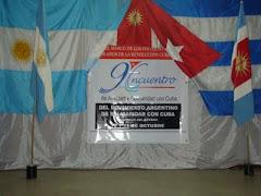 9º Encuentro de Solidaridad con Cuba