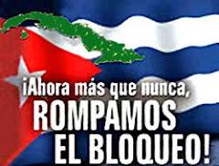 50 años de BLOQUEO a Cuba - YANQUIS BASTA!!
