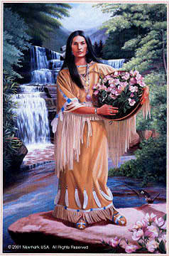 cherokee women