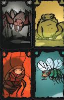 Blafuj - karty
