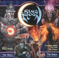 Blue Moon - karetní hra pro dva