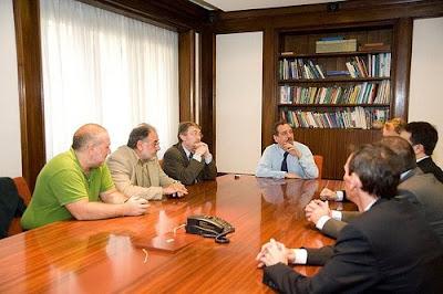 Lanzamiento ING: reunión con Barañao