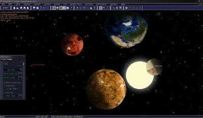 Planetas en Redshift7