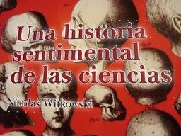 historia sentimental de las ciencias