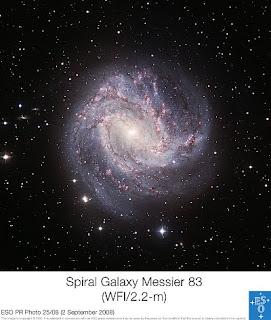 Galaxia Messier 83