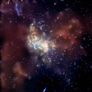 Sgr A*:en el corazón de la Vía Láctea