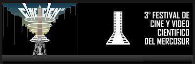 Logo de CINECIEN 08