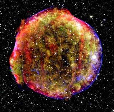 Remanente de Supernova Tycho