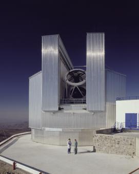 Telescopio NTT de ESO