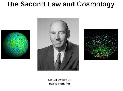 La segunda ley y cosmología