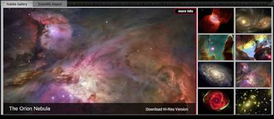Galería de Hubble