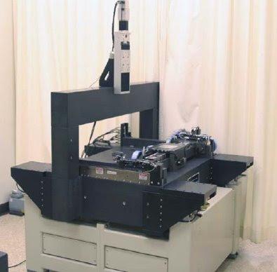 Mesa de Escaner DASCH