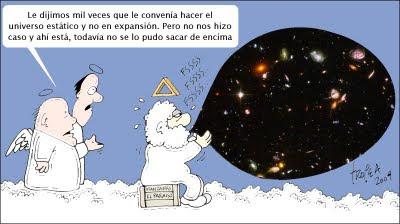 Hágase el Big Bang... y el Big Bang se hizo