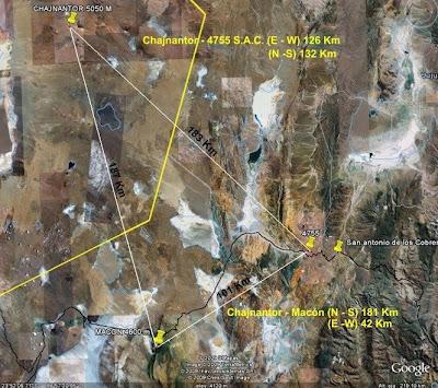 Mapa de LLAMA