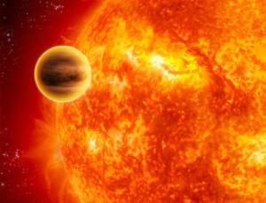 Ilustración exoplanetas