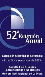 Logo 52º Reunión de la AAA