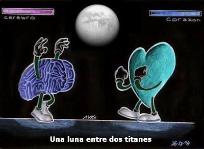 Corazón versus mente en Titan