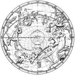 las constelaciones del sur clasicas descritas en