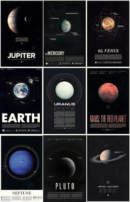 Los planetas, de Ross Berns