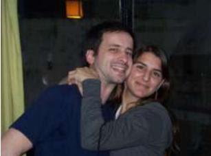 Sofía y Yayo