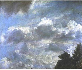 Constable John - Wolkenstudien