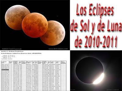 Eclipses 2011