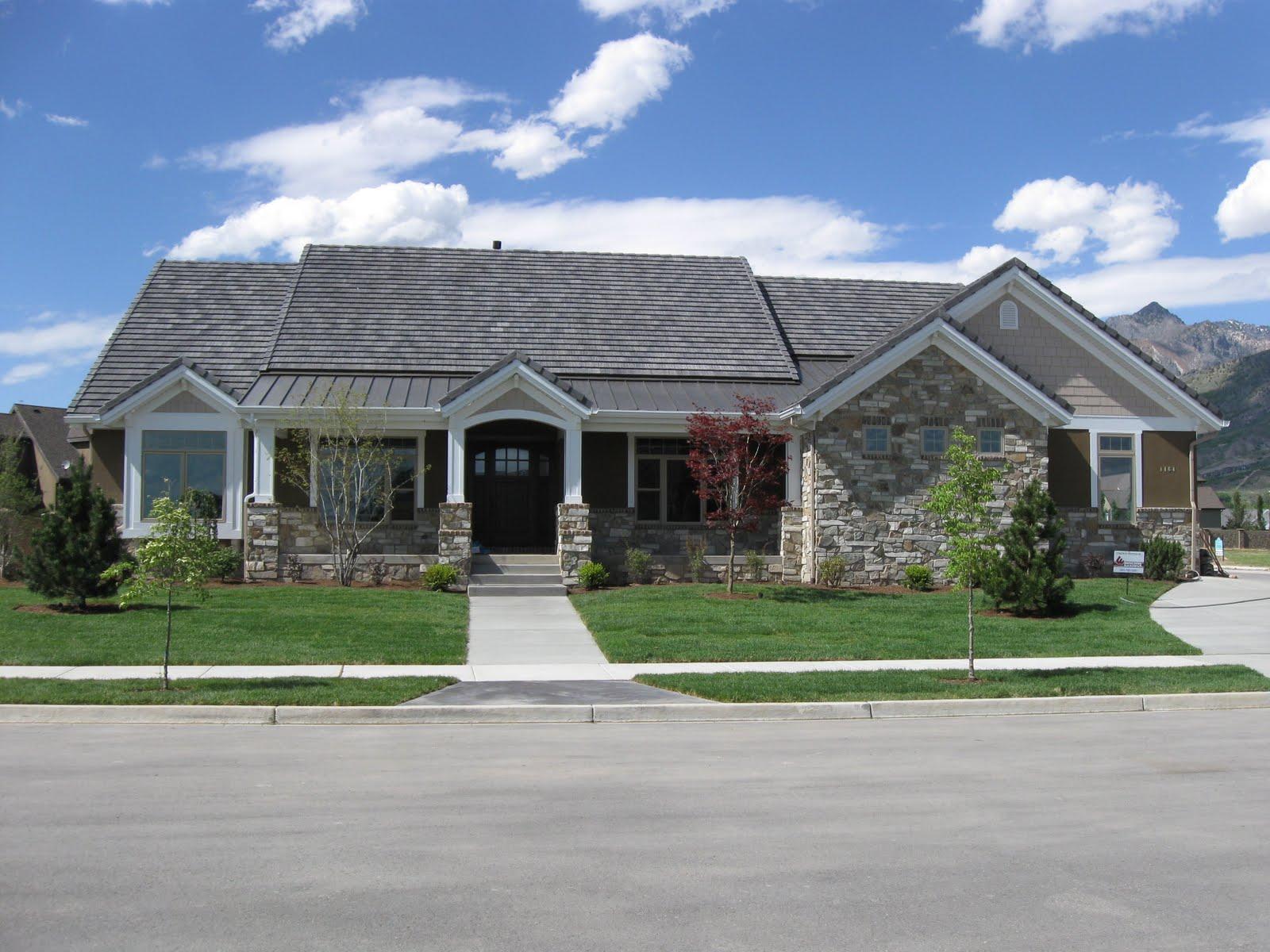 Dual layer dvd parade of homes utah for Utah homebuilders