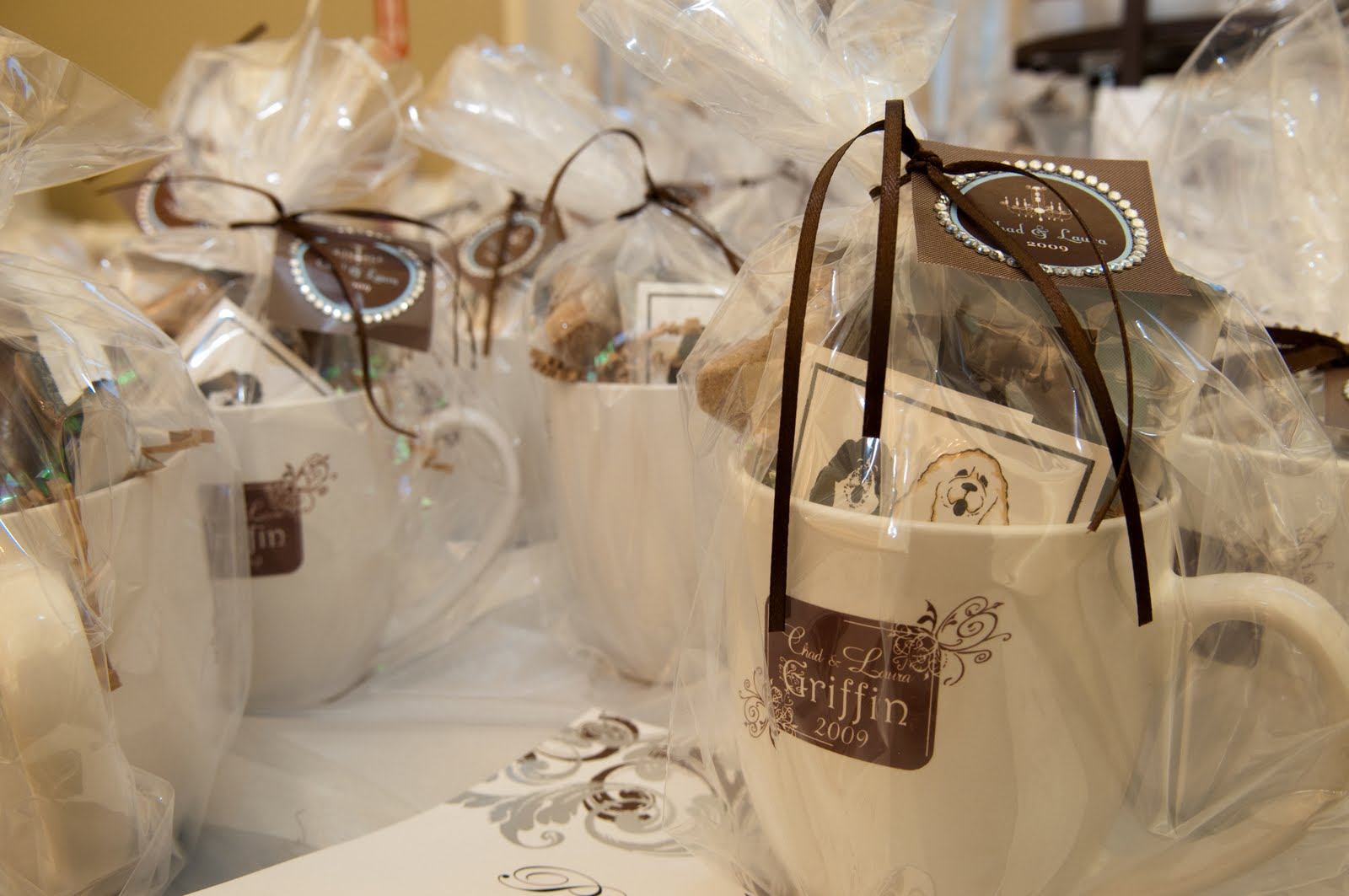 Engagement Party Favors Ideas
