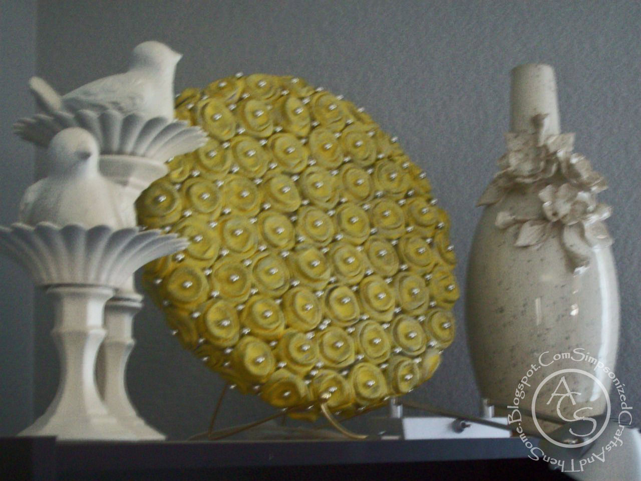 Simpsonized crafts using egg carton for decor for How to recycle egg cartons