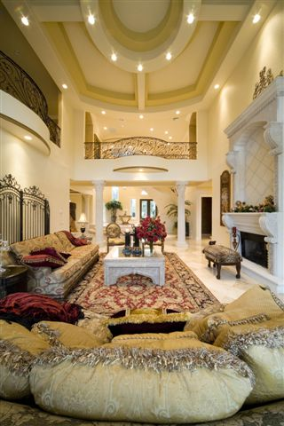 Interior Design House on Interior Create  Luxury Home Interior Design