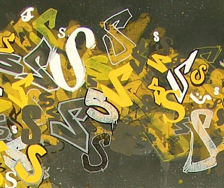 Graffiti 3d Expo design