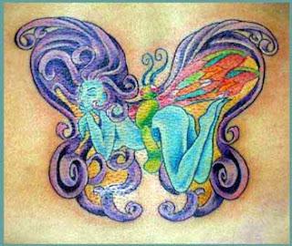 Buterfly Tattoos Art