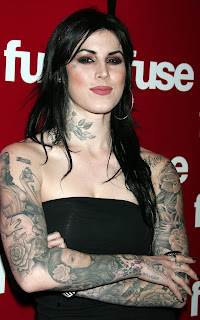tattoos artist by kat von d