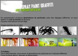 Spray Graffiti Design