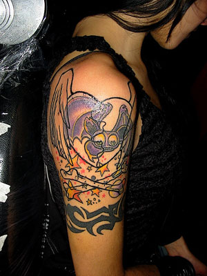 "great tattoo ideas: Tattoos Cover Up "" Tattoo Soulder & on Back Body """
