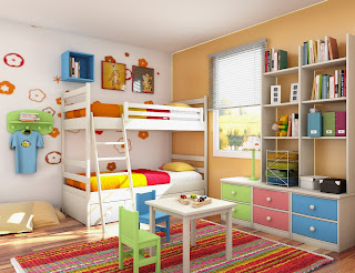 kids room decorate design ideas