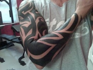 tribal tattoos for men ideas