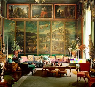 Home Interior: Baroque French Interiors quot; Old Interior Design quot;