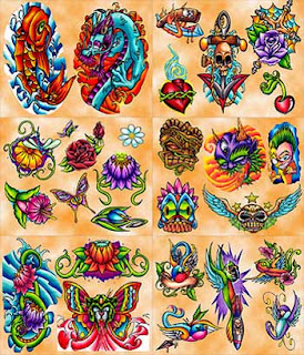 tattoo flash design ideas