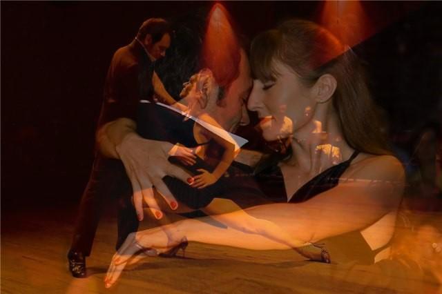 Alberto Sendra y Fernanda Japas  Tango Argentino