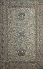 The Baroda Pearl Carpet