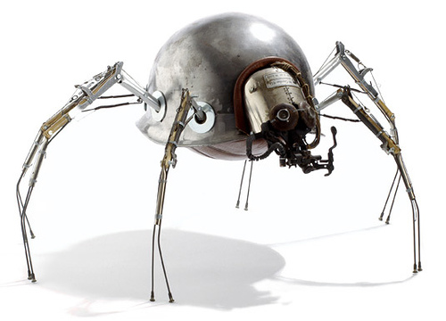 Cool Bug Toys : Robots how far have they come do you know