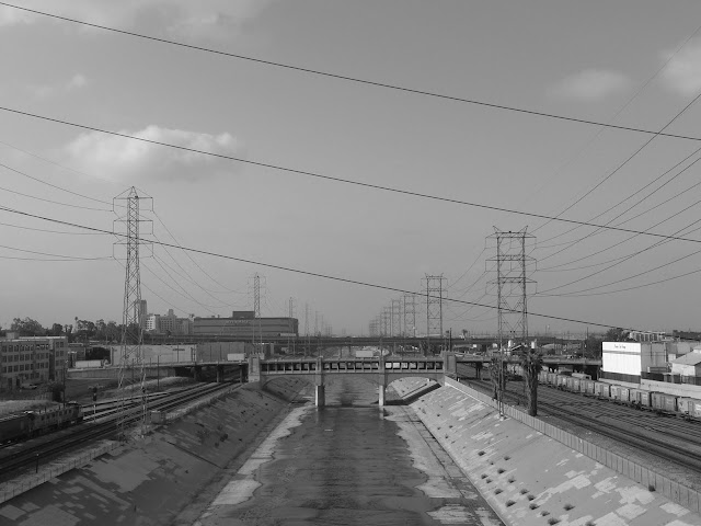 los angeles river south