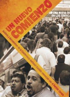 UN NUEVO COMIENZO - Análisis y documentos de la Conferencia Nacional Clasista convocada por el PO