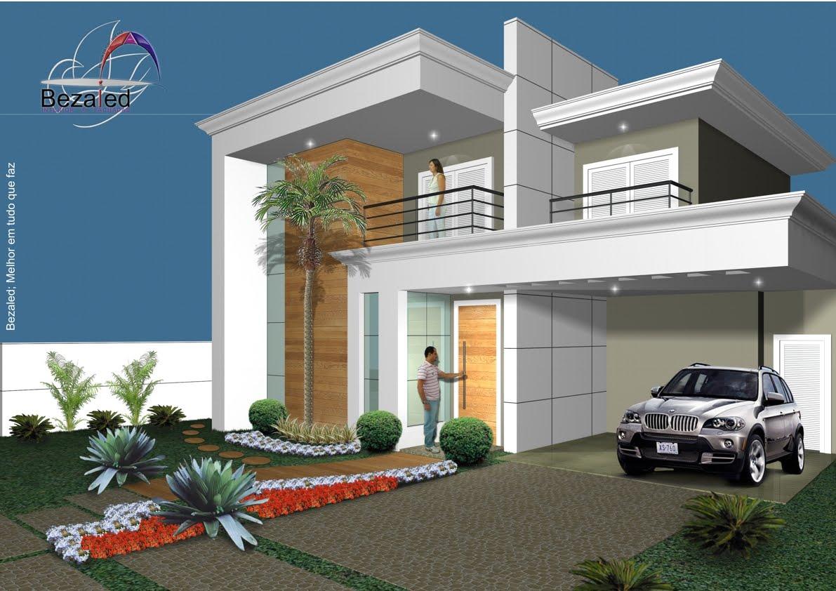 Bezaled melhor em tudo que faz arquitetura moderna for Casas adosadas modernas