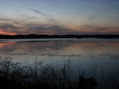 Chincogeague NWR sunset