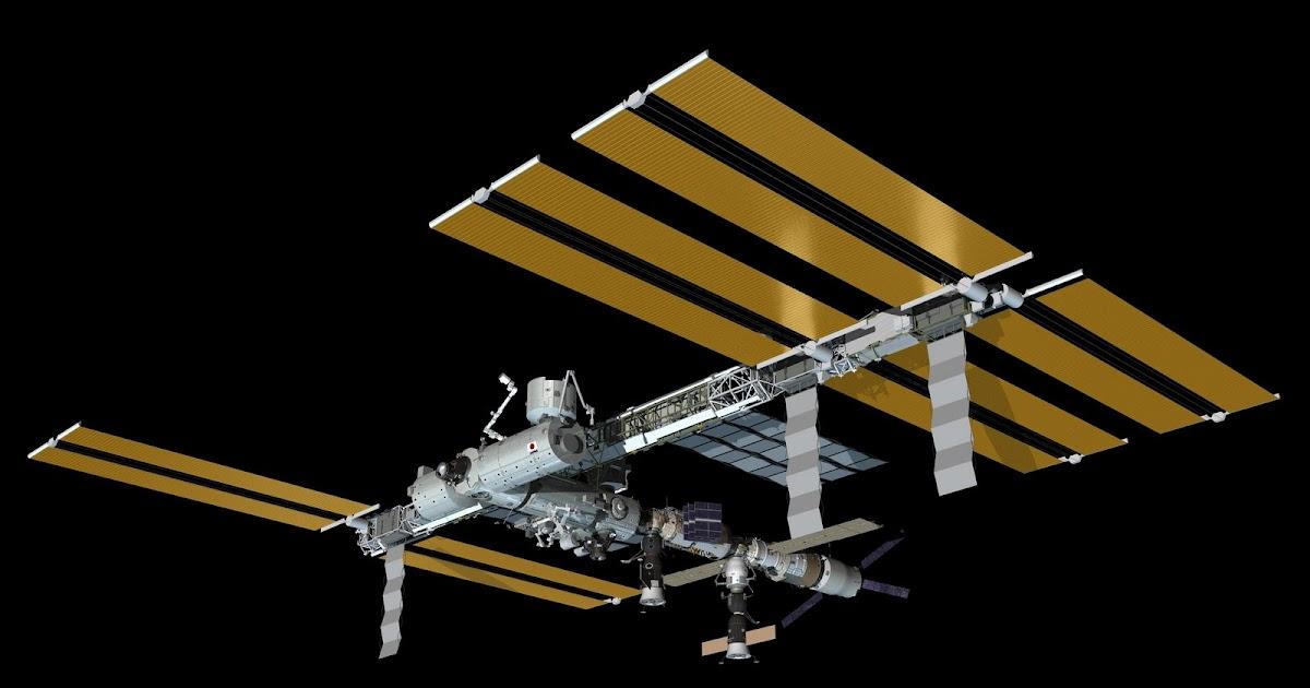 Spettacolare video tour della Stazione Spaziale Internazionale in HD